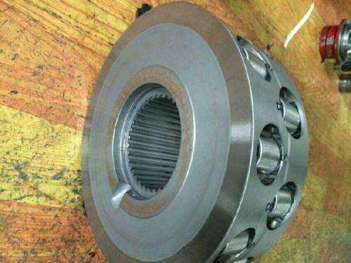 工程机械配件-齿轮轴图片